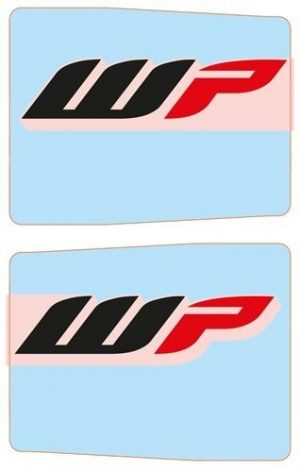 PROTECTIVE FORK STICKER SET 2-0