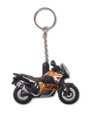 1290 SUPER ADVENTURE R RUBBER KEYHOLDER-0