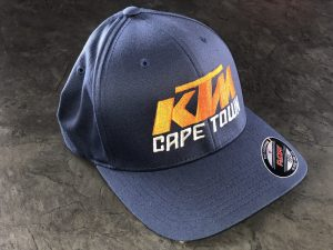 KTM Cape Town Cap - Blue-0