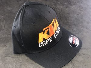 KTM Cape Town Cap - Black-0