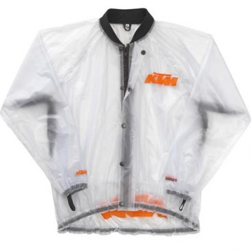 RAIN JACKET TRANSPARENT-0